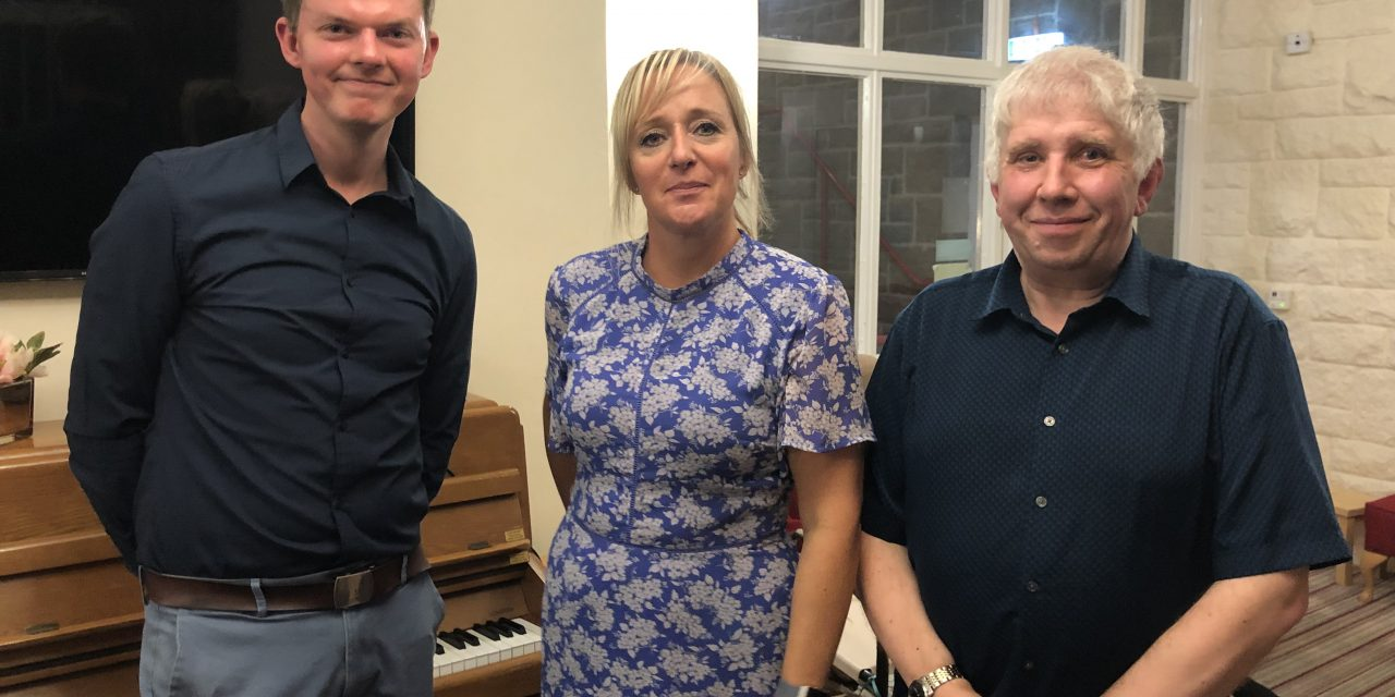 Charity concerts bring joy to Crosspool dementia sufferers