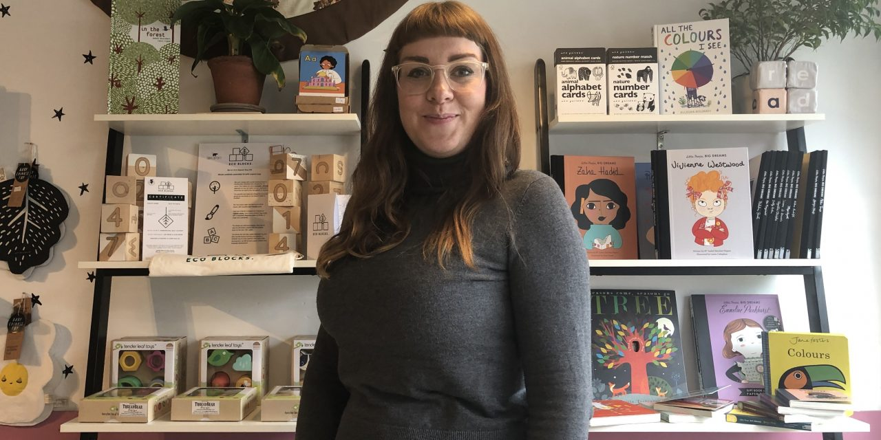 """""""I'm sick of hearing high street is dead"""": Crookes businesswoman breaks into the final of National Awards."""