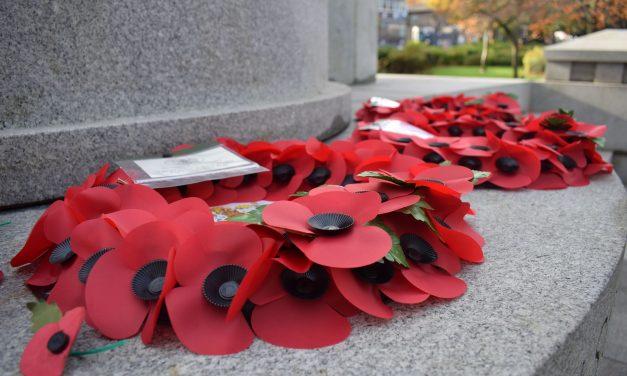 GALLERY: Weston Park remembers