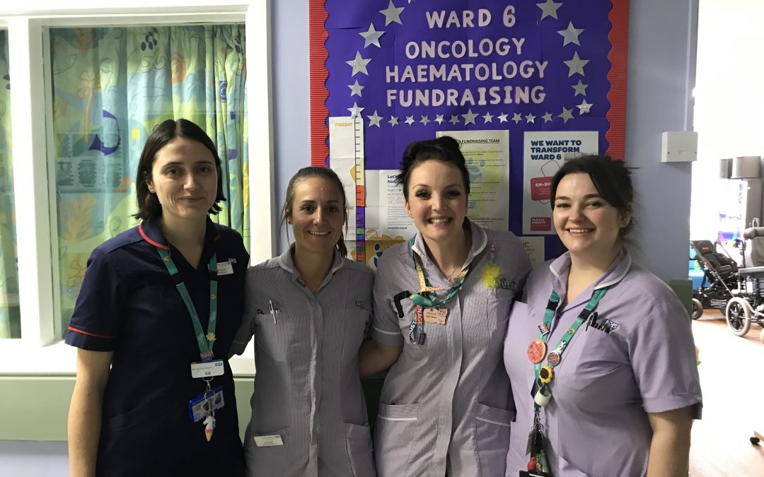 """Cancer ward in """"desperate"""" need of an update say Sheffield Children's Hospital nurses"""