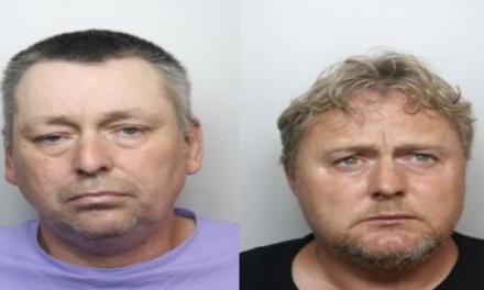 Two men jailed for Fulwood burglary