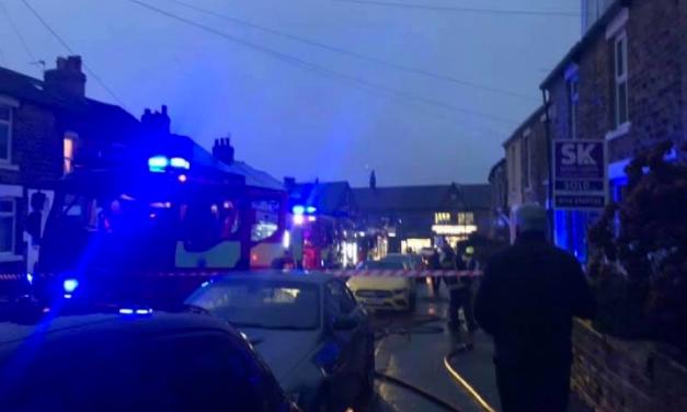 BREAKING: House fire on Duncan Road
