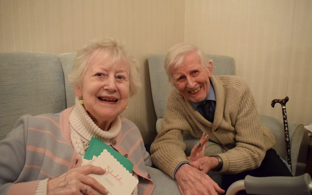 GALLERY: Fulwood Festive Friends brings joy to the elderly at Xmas time
