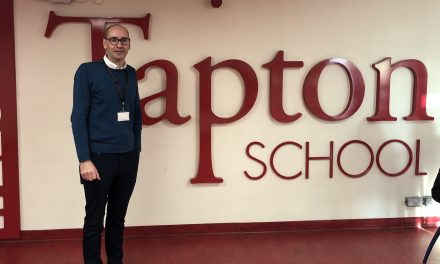 Tapton School gives wellbeing day-off to combat stress